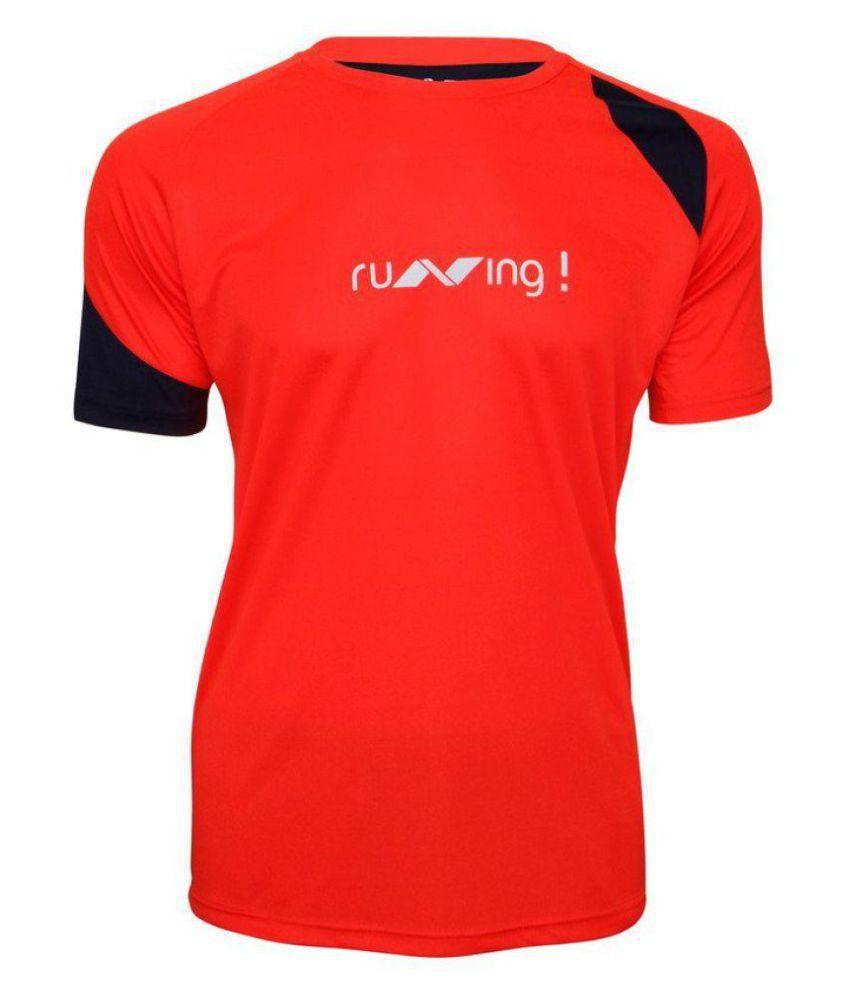 Nivia Running Oxy-3 Fitness Tee-n1859s4