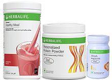 Herbalife Strawberry Shake,Protein,Lemon Health Drink 750 gm