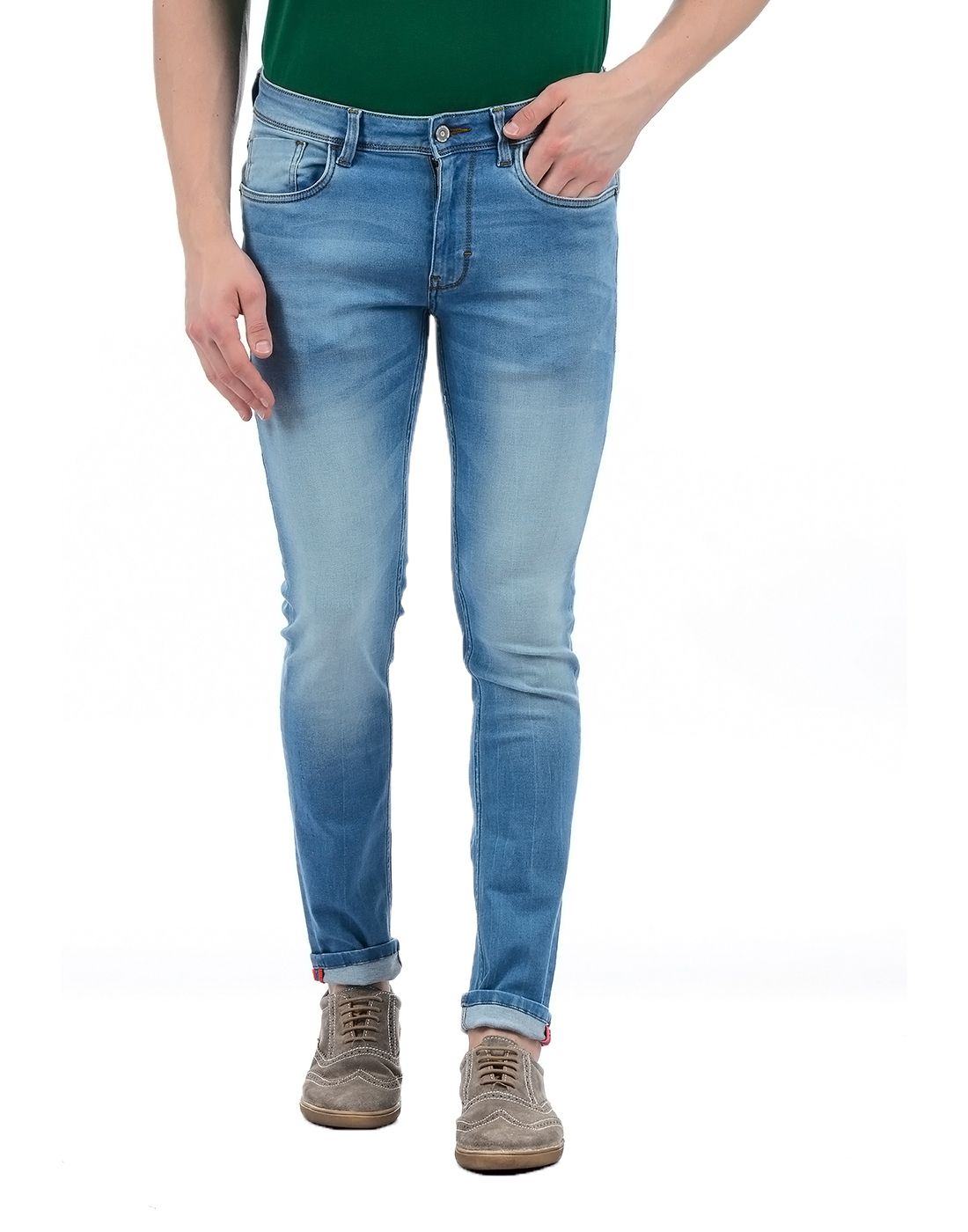 IZOD Blue Slim Jeans
