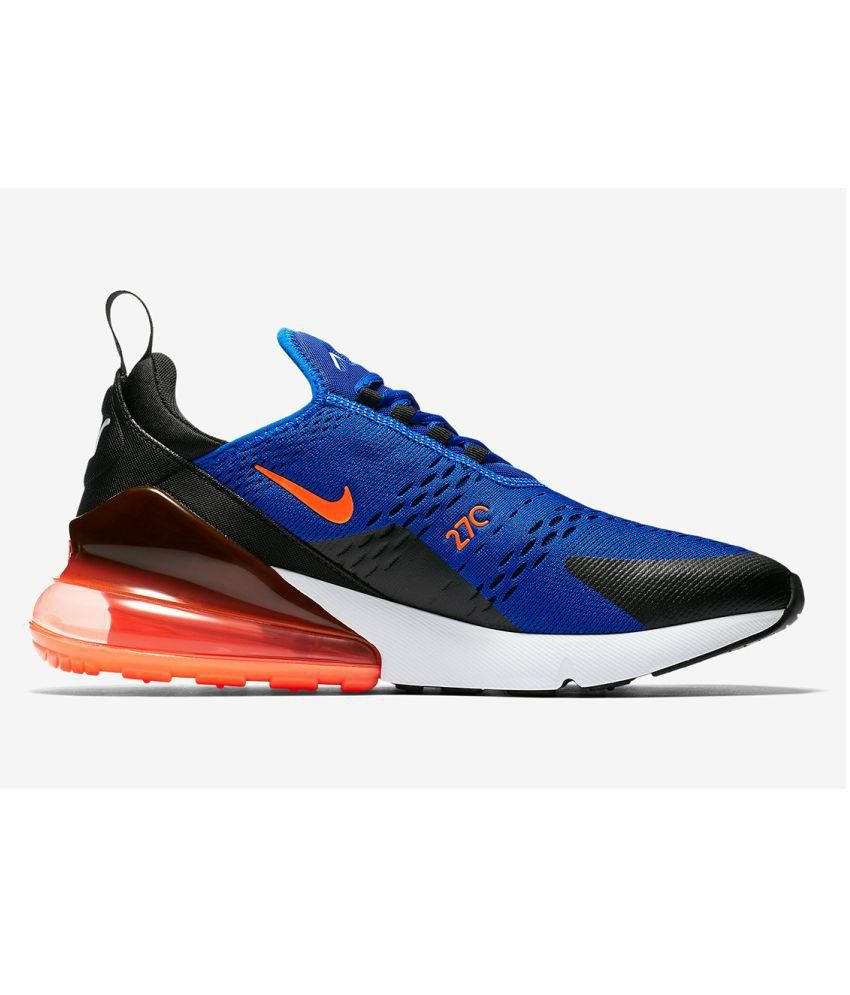 best value fast delivery quality Nike Air Max 270 Blue Running Shoes - Buy Nike Air Max 270 Blue ...