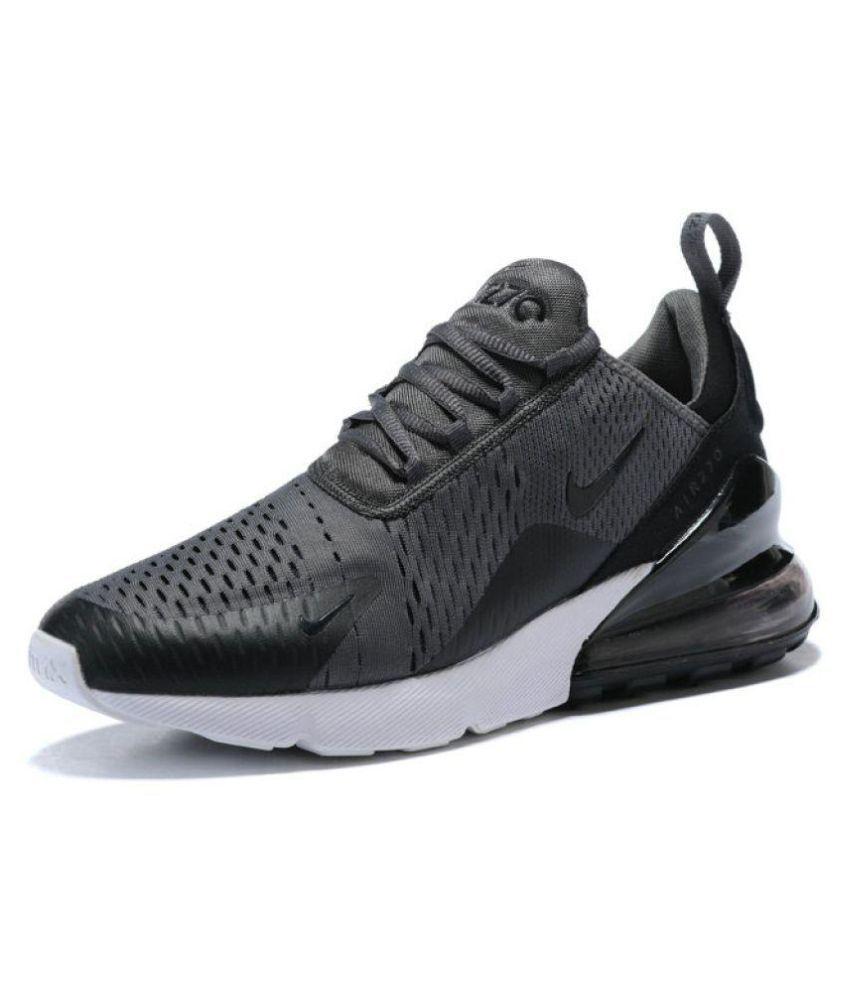 huge selection of 10044 50bd7 Nike Air Max 270. Grey Running Shoes ...