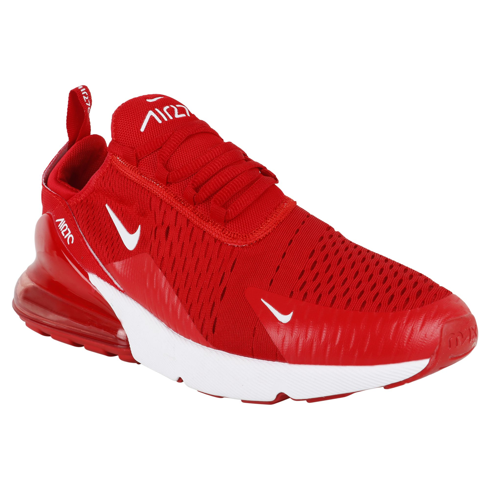 Nike Air Max 270 Red Running Shoes - Buy Nike Air Max 270 Red Running Shoes  Online at Best Prices in India on Snapdeal 841b2bcd4