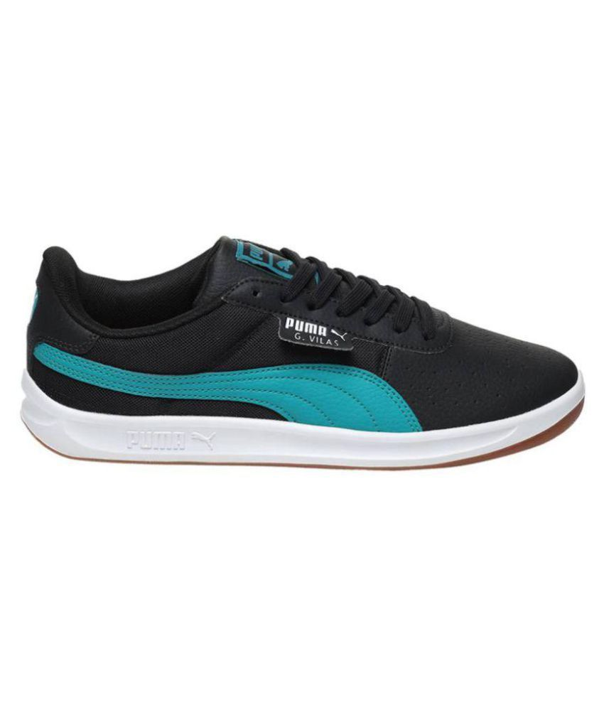 ef3fe0e783d6 Puma G. Vilas 2 Core IDP Sneakers Black Casual Shoes - Buy Puma G ...
