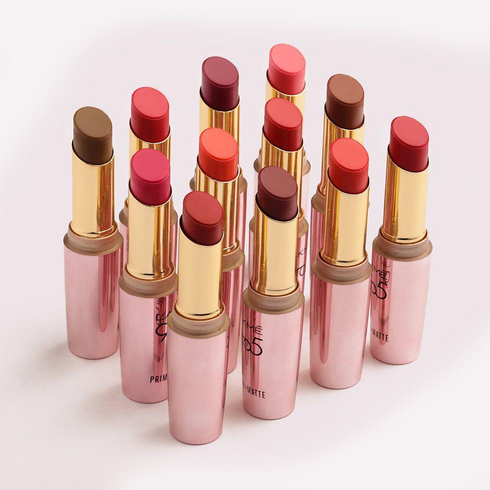 Lakme 9 To 5 Primer + Matte Lipsticks Rosy Sunday (MP7
