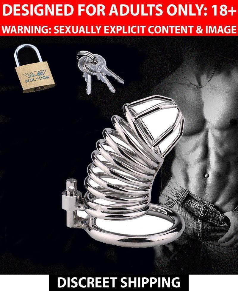 Bondage Male Chastity