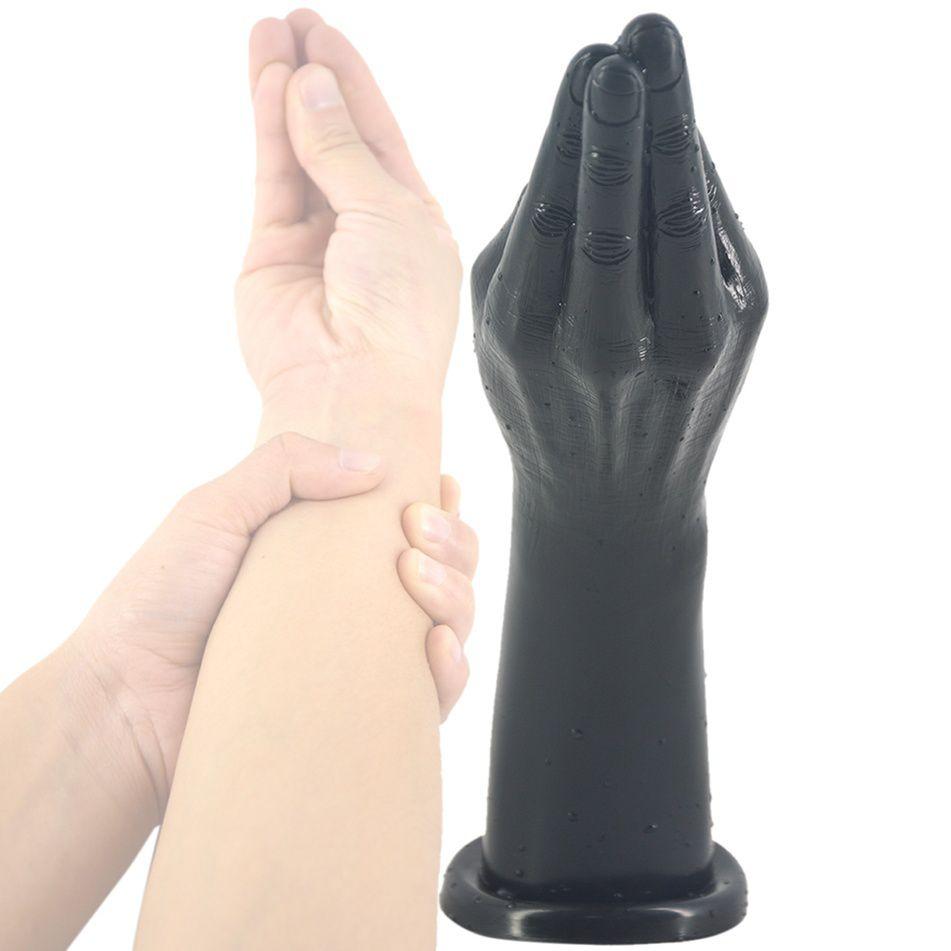 Black fisting sex