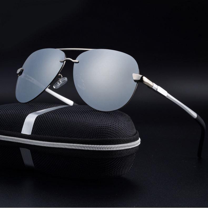 ZXG Multicolor Aviator Sunglasses ( Hot Selling Polarized UV400 sunglasses Trendy men )