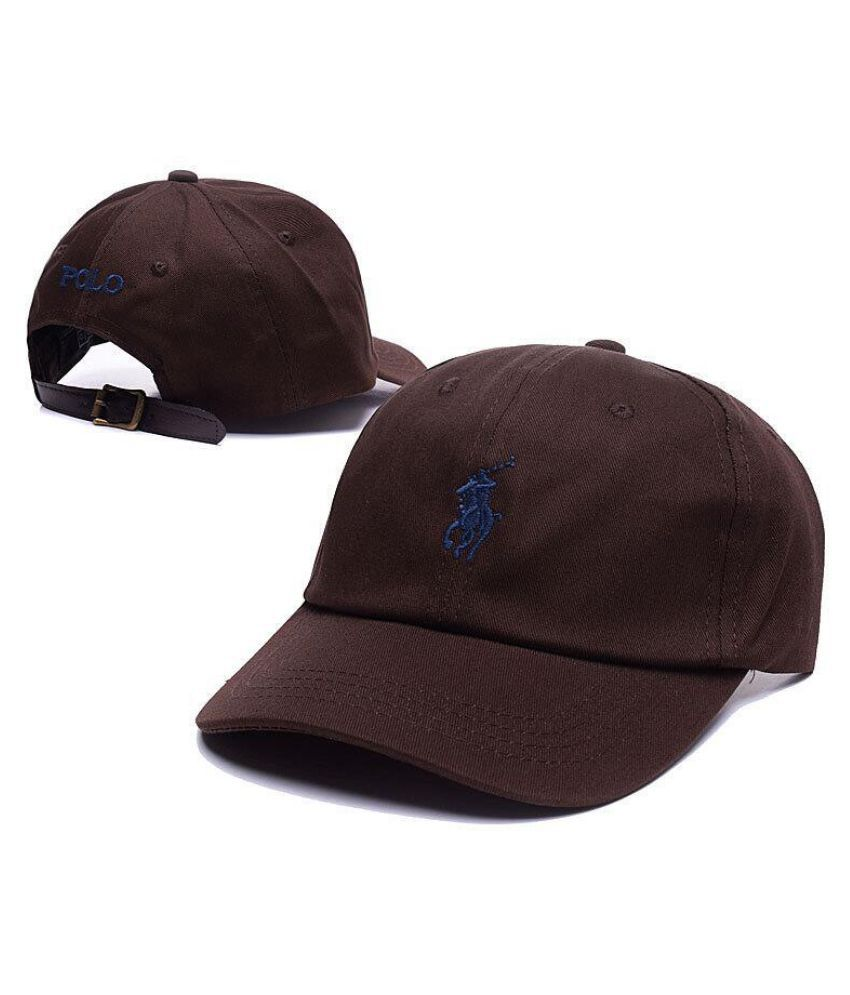 Single golf POLO cap fitted polo hat for men women  Buy Online at ... 309d80c294a