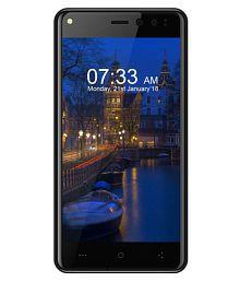 Okwu Black & Grey PI Plus VoLte 16GB