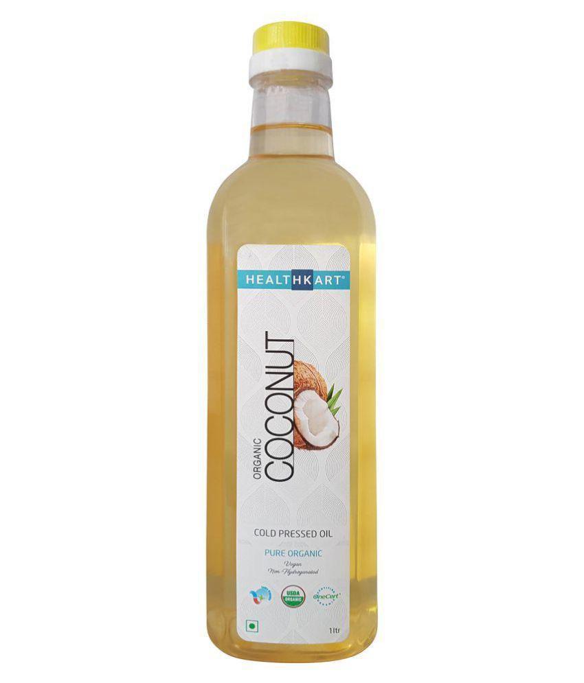 HealthKart Coconut Oil 1000 ml