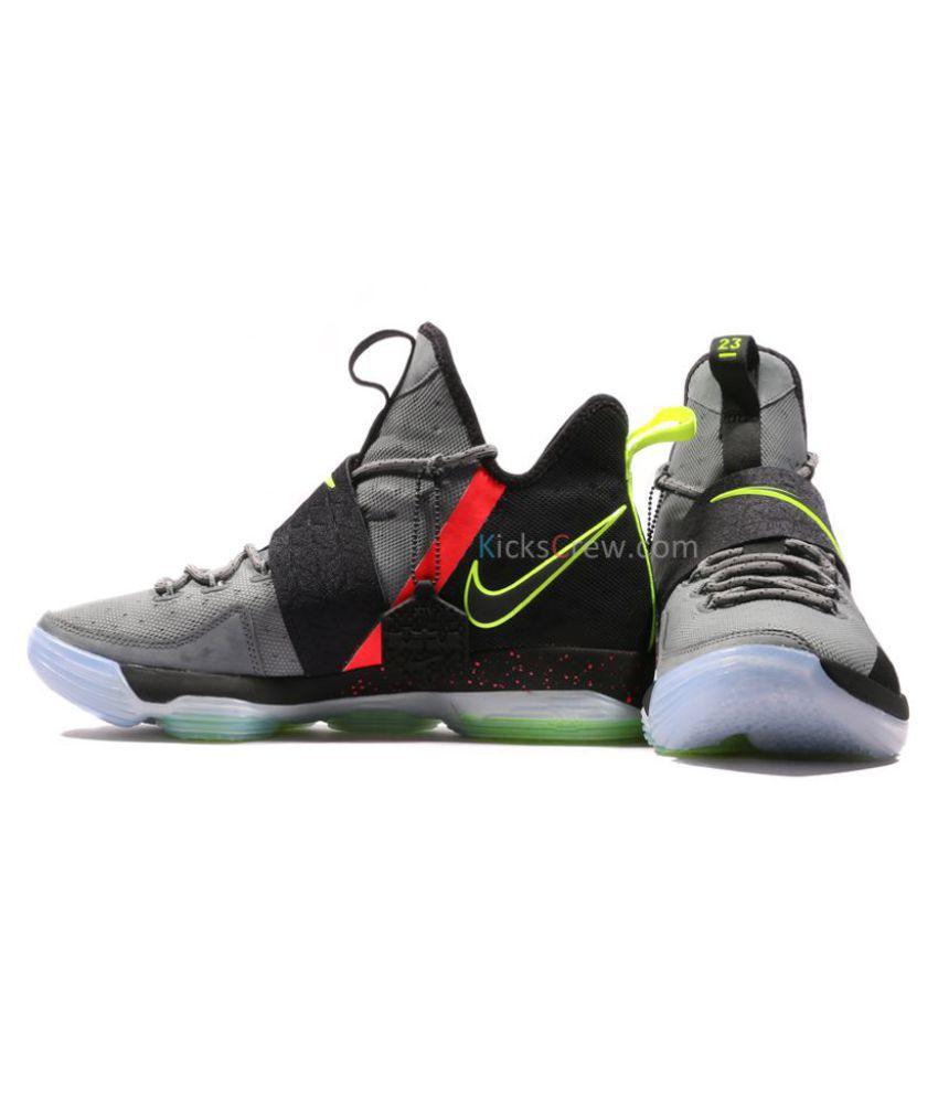half off e02ea 3b9f5 Nike leBron 14 Multi Color Basketball Shoes - Buy Nike leBron 14 ...