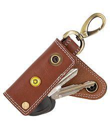 POLLSTAR key holder cover keychain keyring case Key Holder Wallet (KR7TN)
