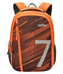 Safari ORANGE Backpack