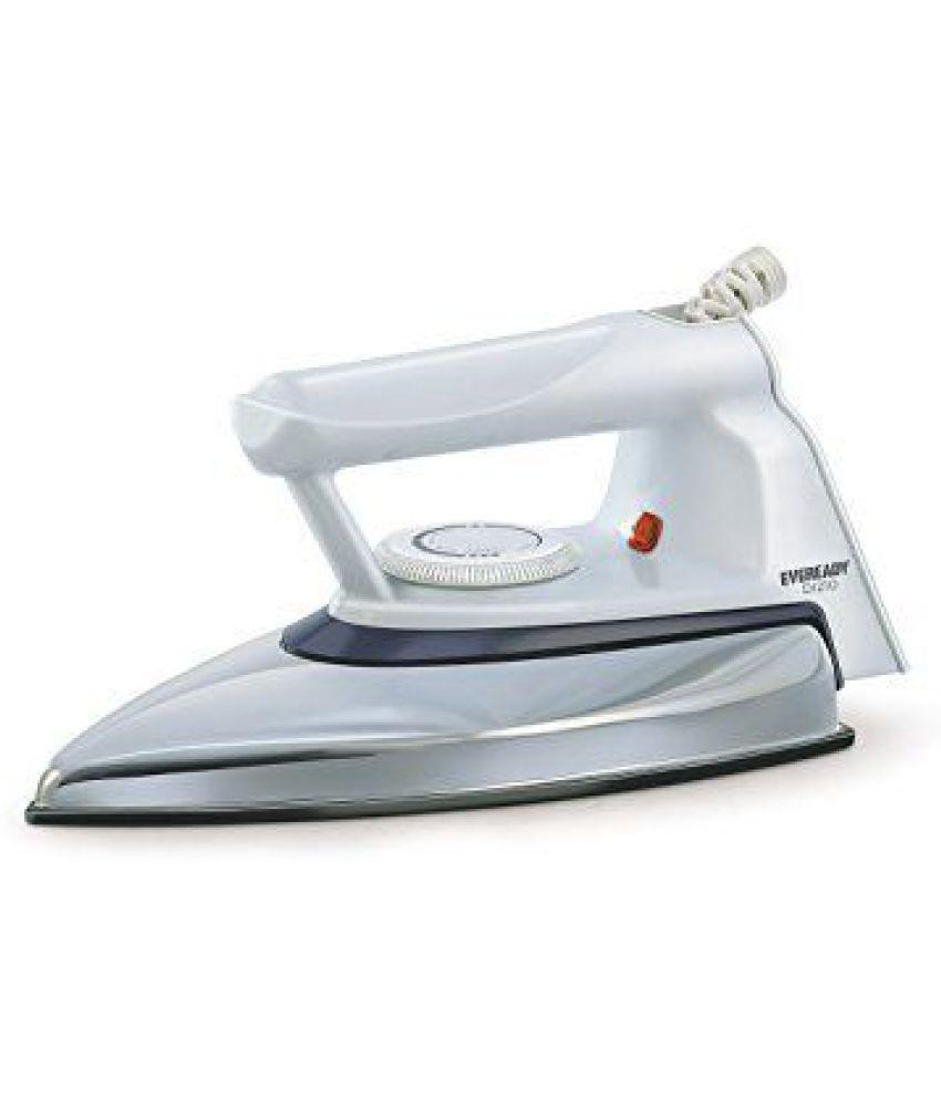 Eveready DI210 Dry Iron White