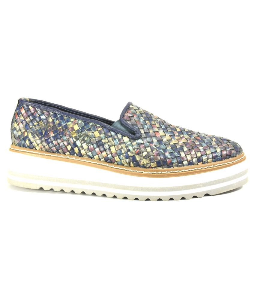 LMS Gani Mohamed and co. Multi Color Casual Shoes