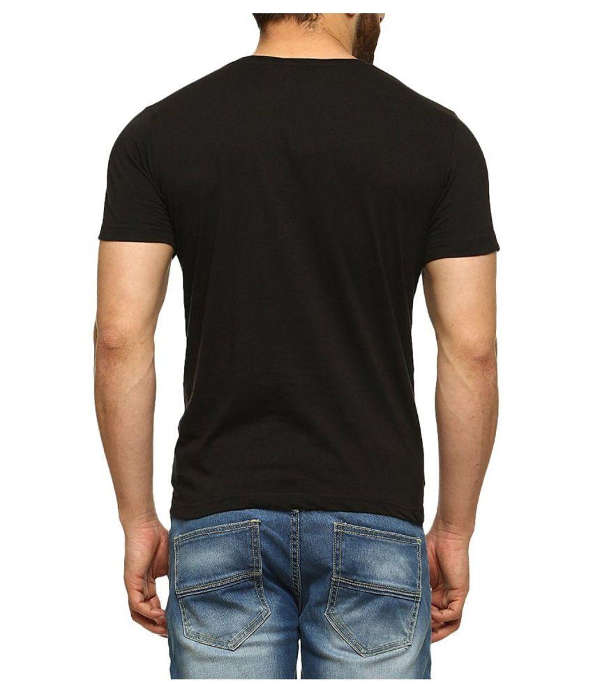 6765bbdd92b Veirdo Maroon V-Neck T-Shirt - Buy Veirdo Maroon V-Neck T-Shirt ...