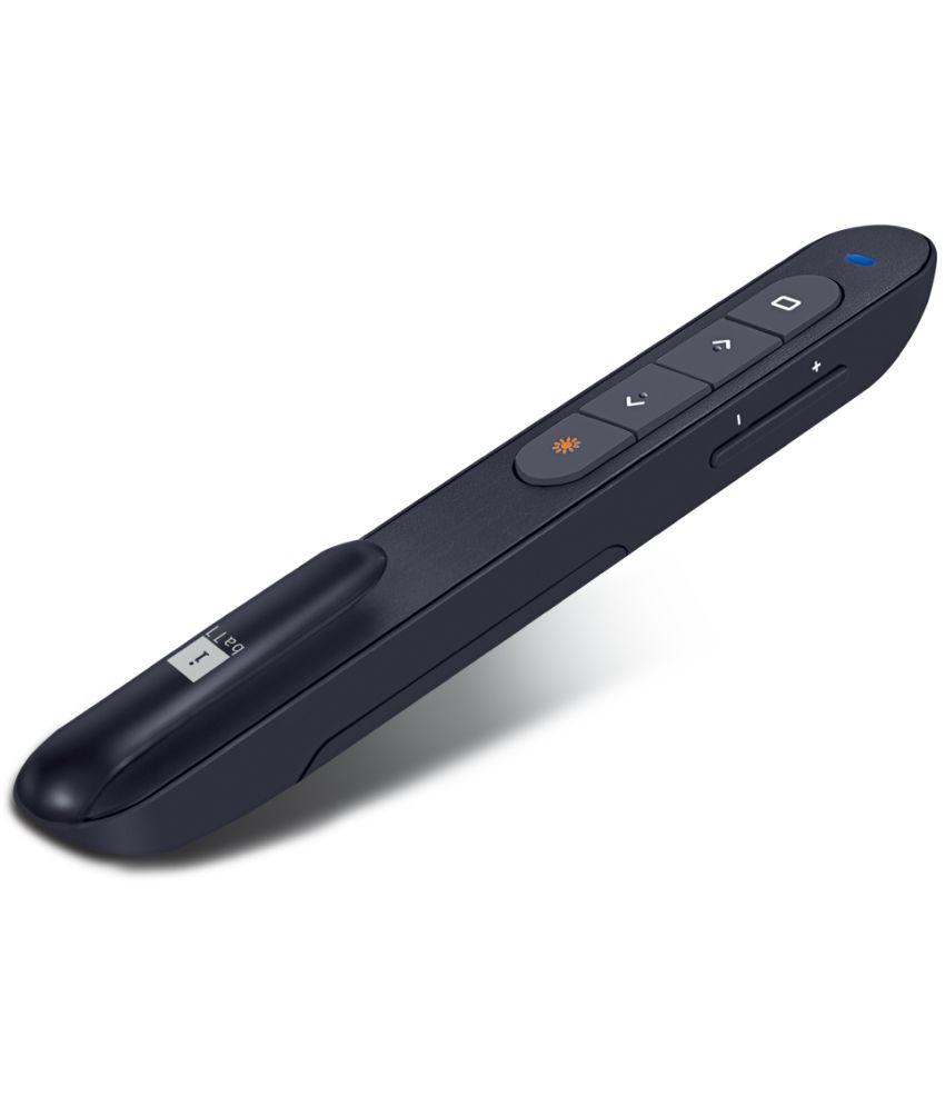 iBall c9 Black wireless laser presenter