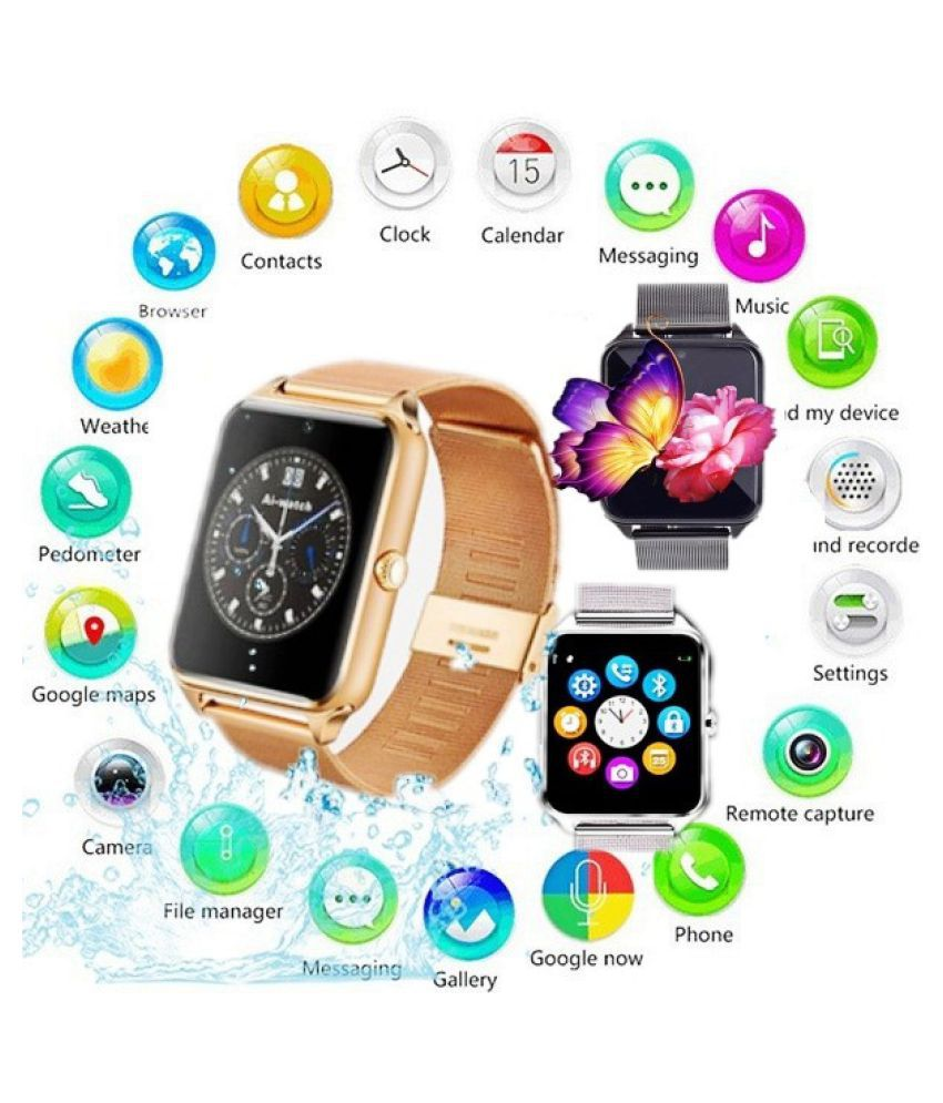 ZXG New Z60 Smart Watch Android Smart Watch Suppo Wearable Smart Devices
