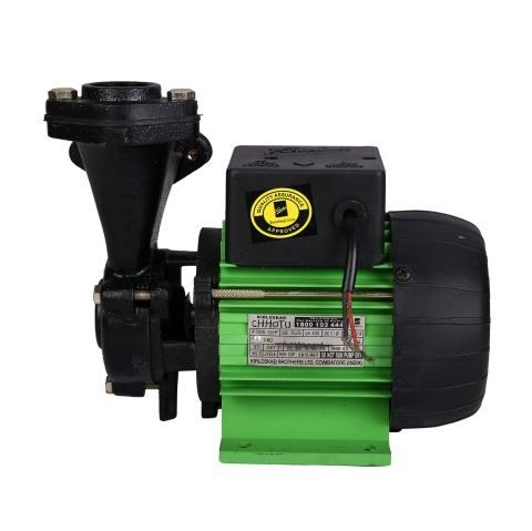 Kirloskar Chottu 0 5 HP Single Phase Monoblock Pump
