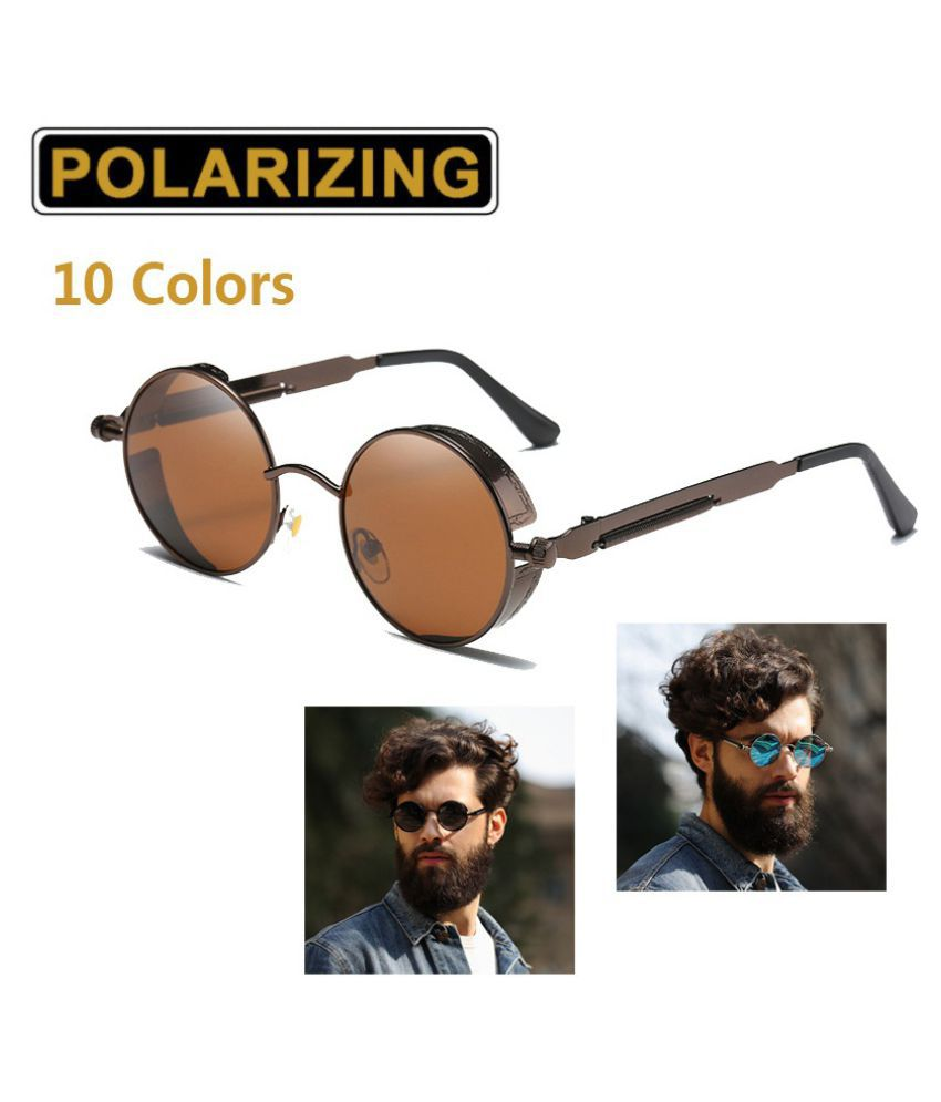 ZXG Multicolor Aviator Sunglasses ( 2017 Men's Fashion Aviator Sunglasses Brand P )