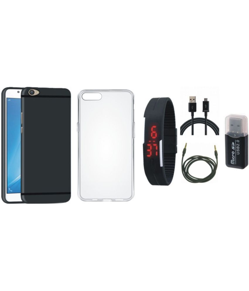Oppo A57 Cover Combo by Matrix