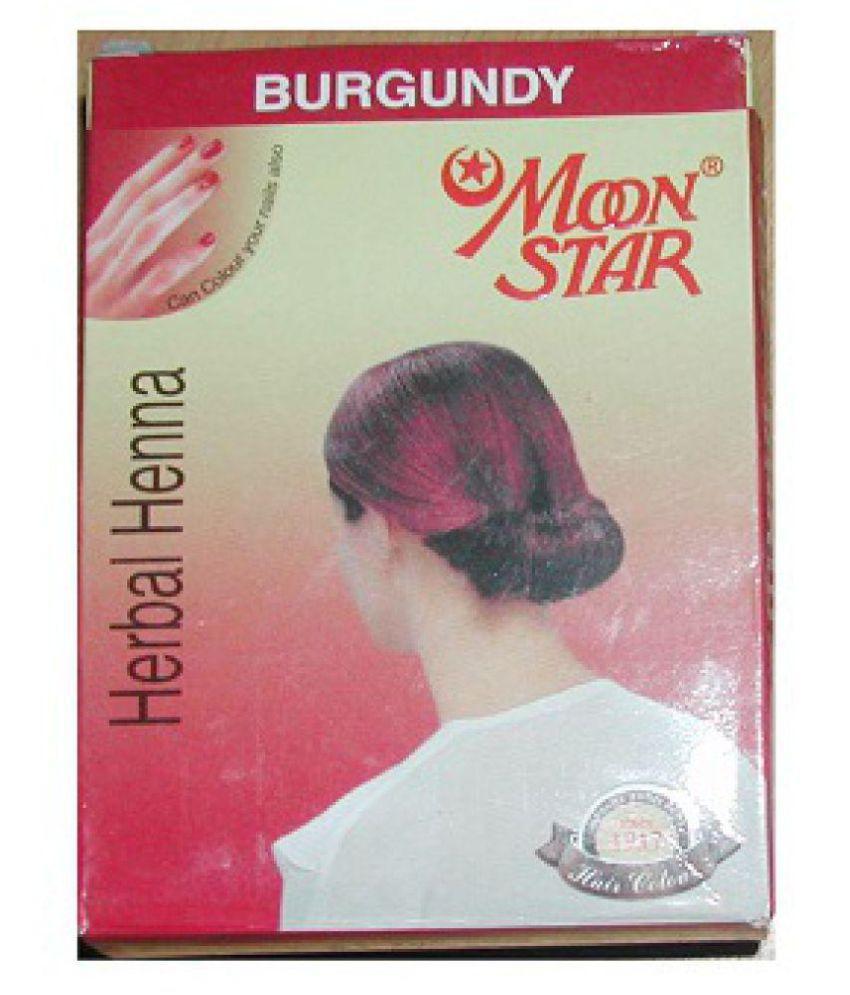 Moon Star Natural Henna 30 No S Pack Of 5 Buy Moon Star Natural