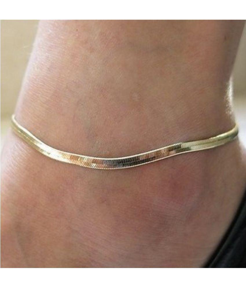 Boho Gypsy Women Chain Ankle Foot Bracelet Arrow Anklet Summer Beach Foot Chain