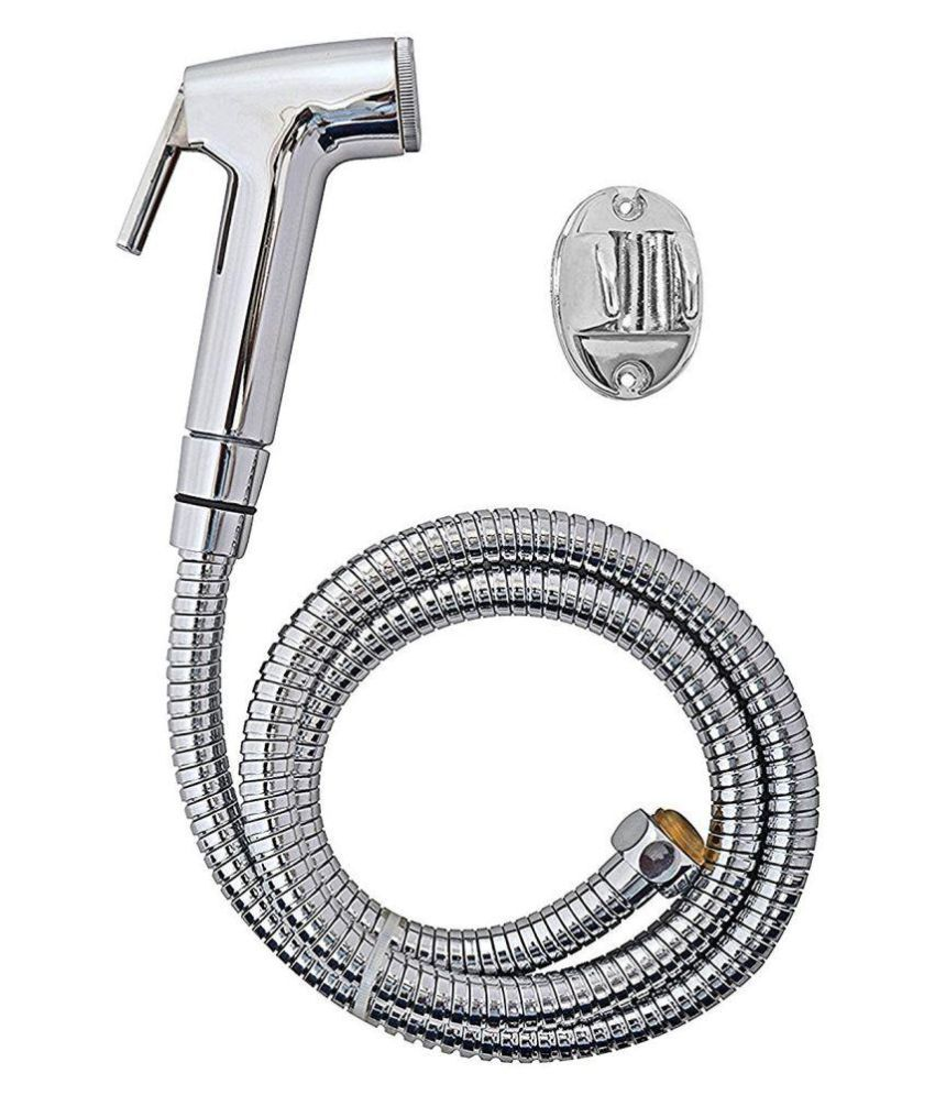 Buy Stainless Steel Health Faucet 12x17x3 Cm Online At Low