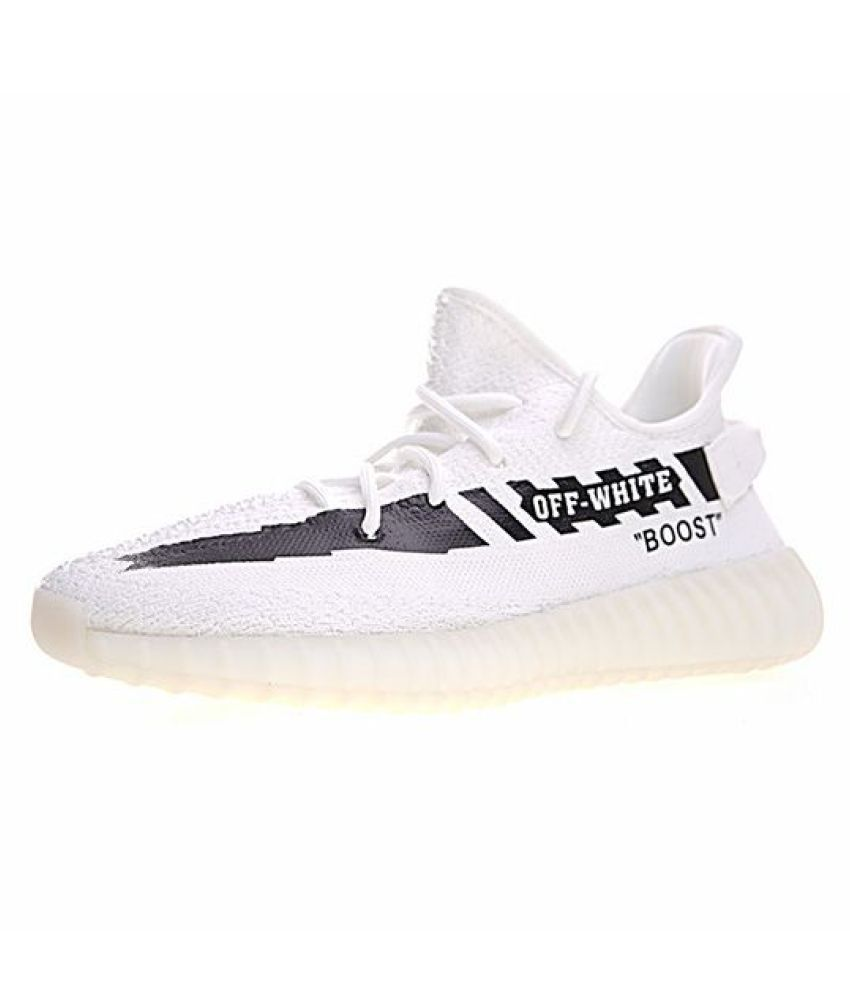 Sneakers Casual White 350 Off 2018 Yeezy Adidas Shoes Buy X6qUTT