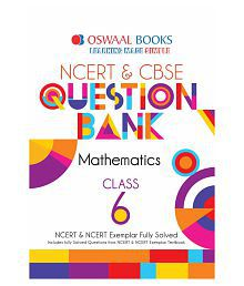Oswaal NCERT & CBSE Question Banks Class 6 Maths (For March 2019 Exam)