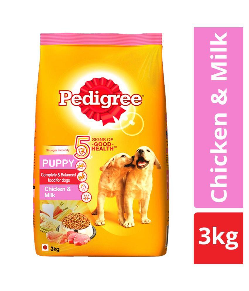 Pedigree Puppy Dog Food Reviews