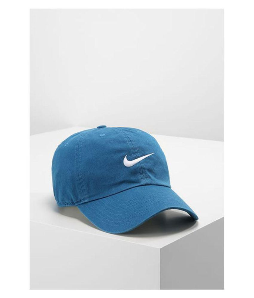 sale retailer b24e5 0a398 NIKE HERITAGE 86 FUTURA HAT (BLUE)  Buy Online at Low Price in India -  Snapdeal