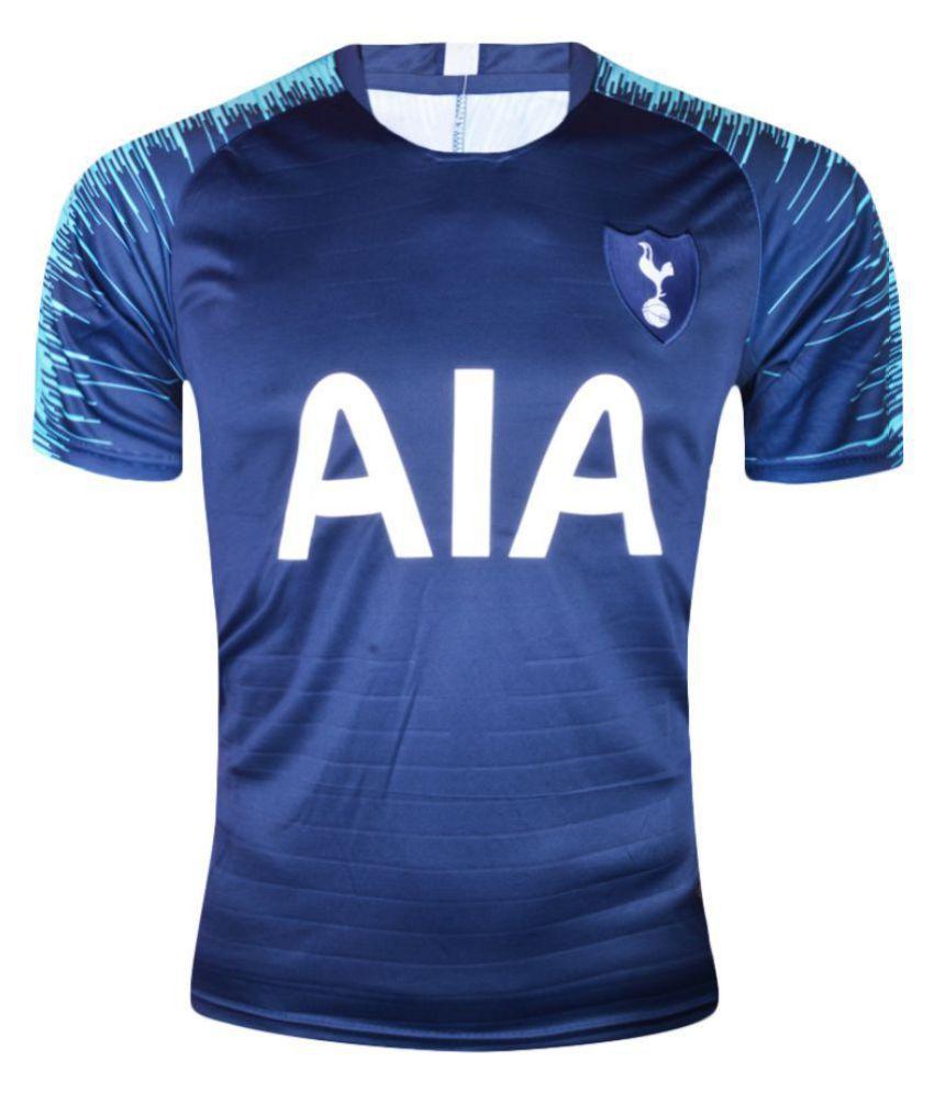 Tottenham Hotspur F.C. Blue Polyester Jersey