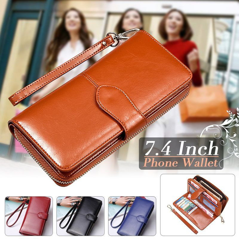 ZXG Brown Wallet