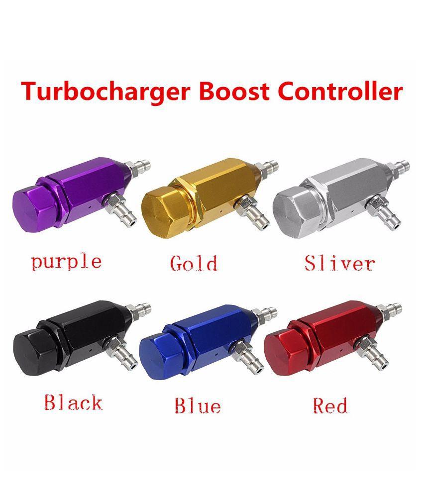 MANUAL ADJUST TURBOCHARGER PURPLE CLOSE-LOOP BOOST BYPASS CONTROLLER KIT 1-30PSI