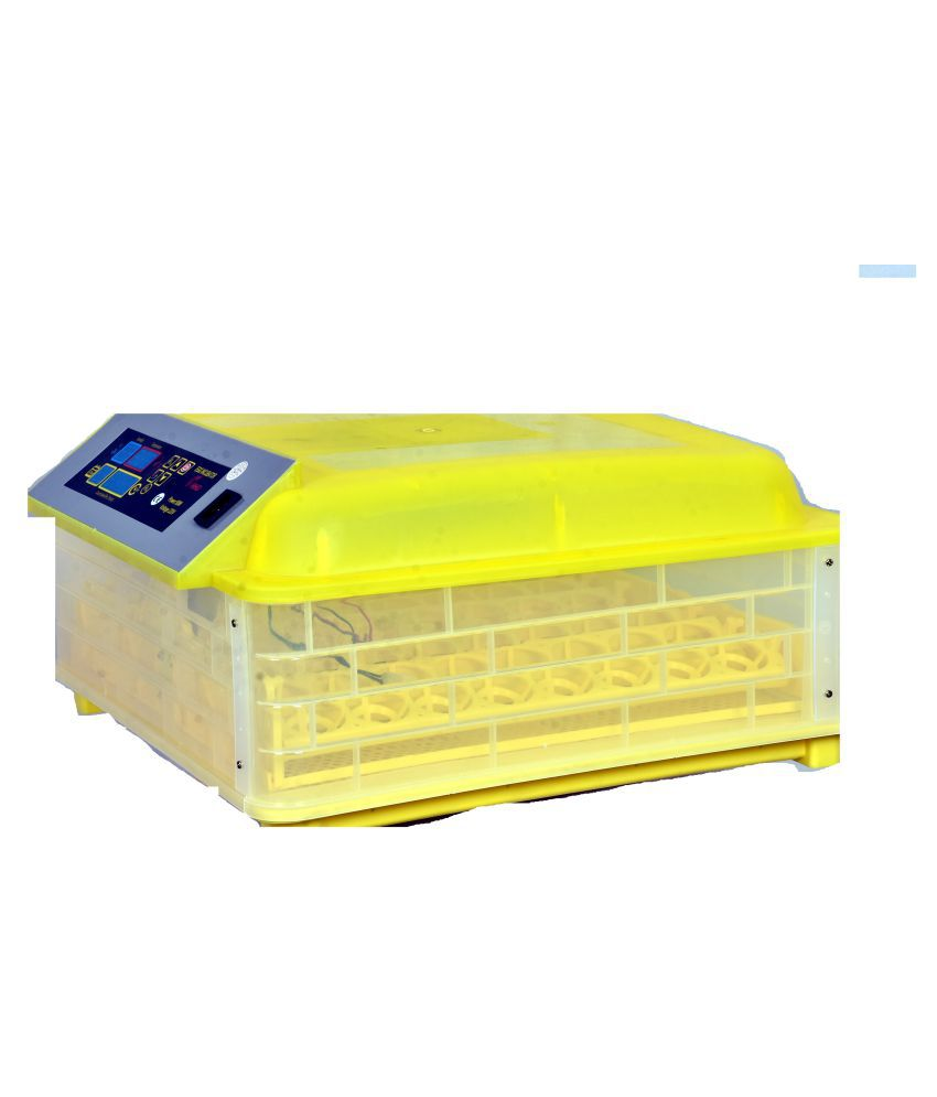96 Capacity Digital Clear Mini Egg Incubator Hatcher Automatic Temperature Control Incubator-EU Plug