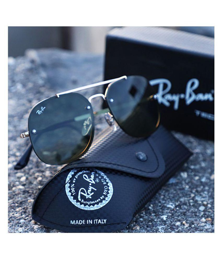 e3ed4aa80 Ray Ban Avaitor Black Aviator Sunglasses ( 3583 ) - Buy Ray Ban Avaitor Black  Aviator Sunglasses ( 3583 ) Online at Low Price - Snapdeal