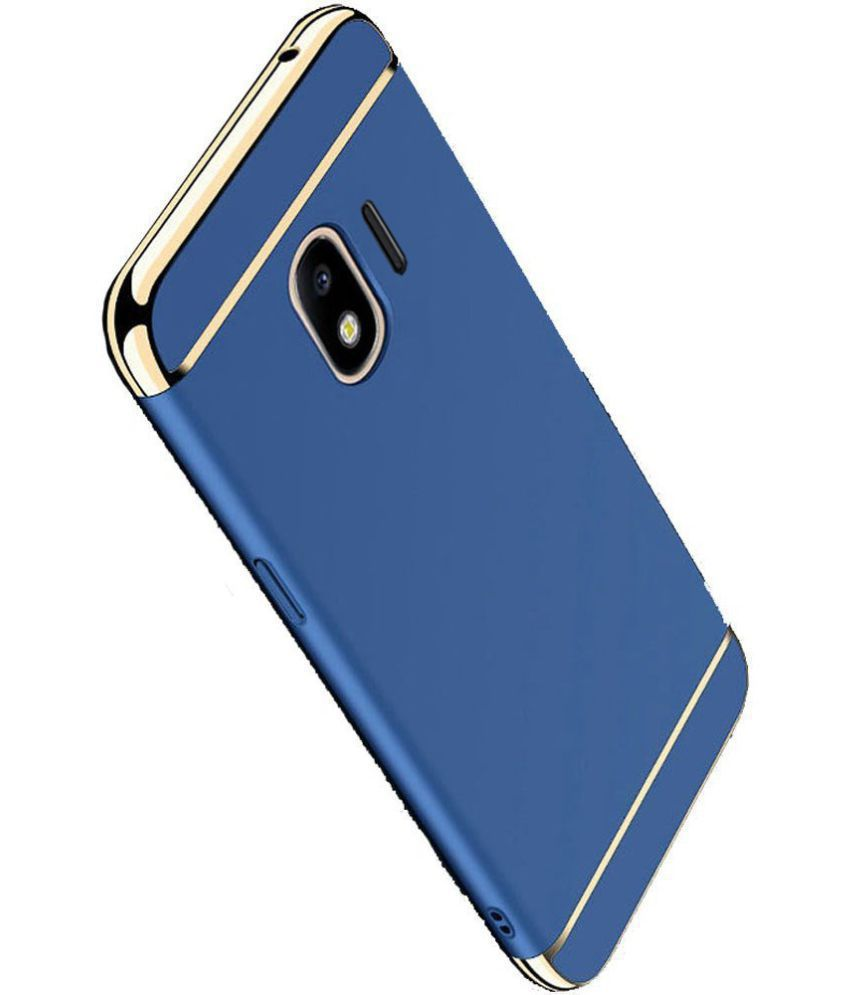 promo code 0b6dc 5a888 Samsung Galaxy J4 Plain Cases 2Bro - Blue