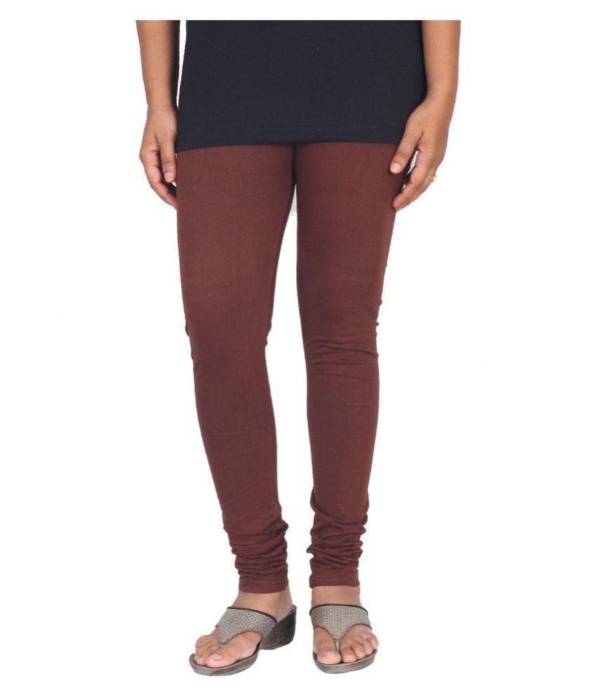 Varsha Cotton Lycra Single Leggings