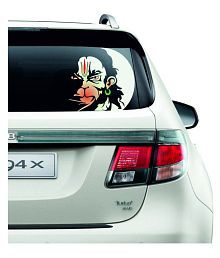 car stickers buy car stickers online at best prices in india rh snapdeal com