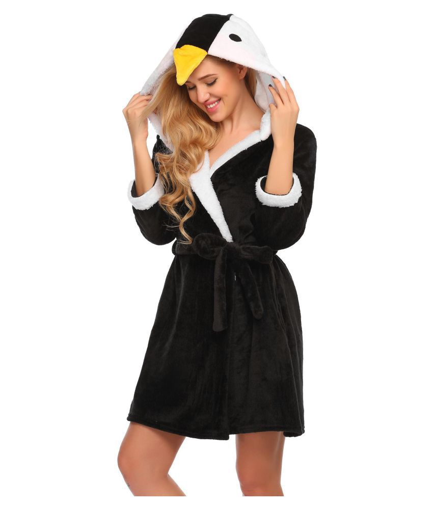 Generic Lace Robes - Black