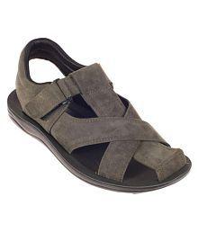 Khadim's Green Sandals