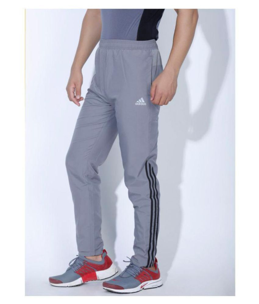 Adidas Climacool Black Polyester Track Pants - Buy Adidas Climacool Black Polyester Track Pants Online at Low Price in India - Snapdeal