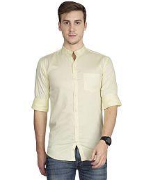Signature Yellow Slim Fit Shirt