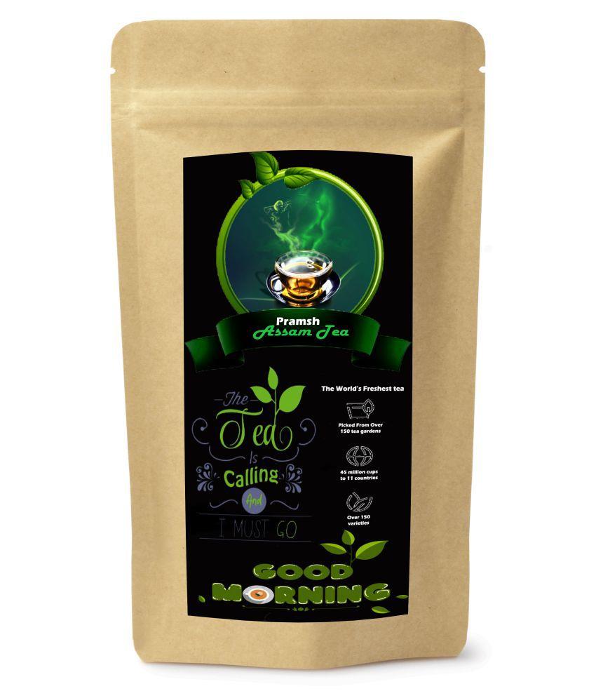Pramsh Traders Assam Black Tea Loose Leaf 900 gm
