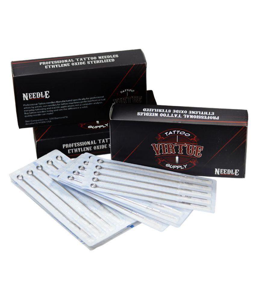 Virtue (1205RL) Round LinerTattoo Needles (Pack of 50) Body Tattoo