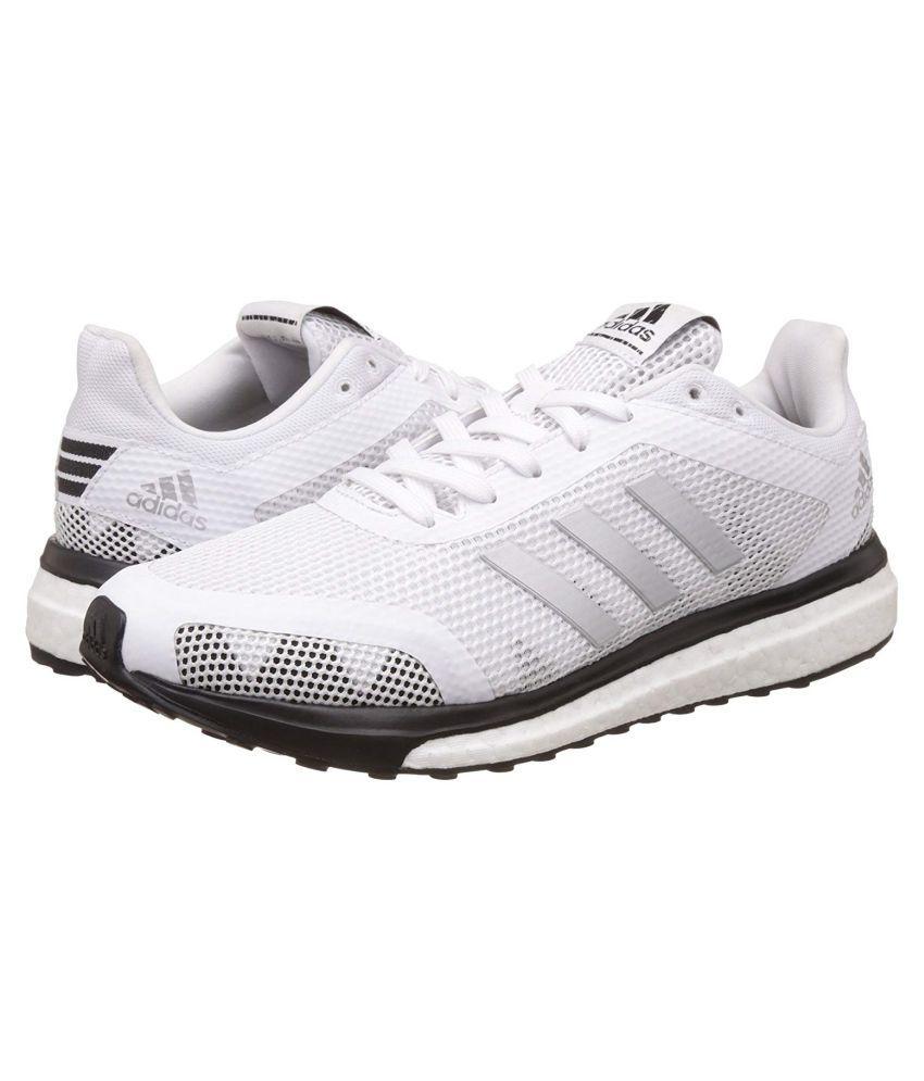 24bbb1935a Adidas RESPONSE + M White Running Shoes - Buy Adidas RESPONSE + M ...