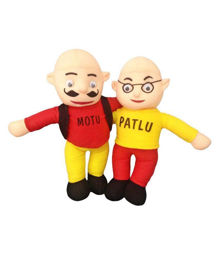 Beautiful Motu Patlu soft toy for kids