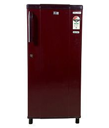 Videocon 190 Ltr 3 Star VA203EBR Single Door Refrigerator - Maroon