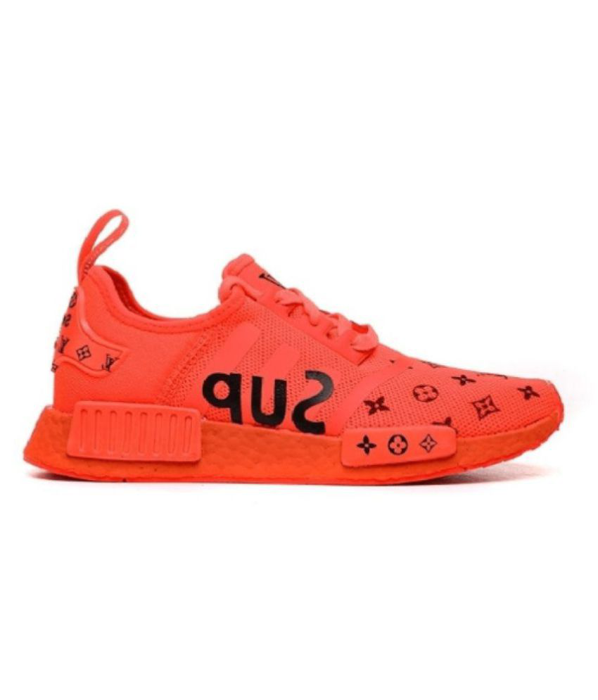 355bebdc72d65 Adidas Supreme Red Running Shoes - Buy Adidas Supreme Red Running Shoes  Online at Best Prices in India on Snapdeal